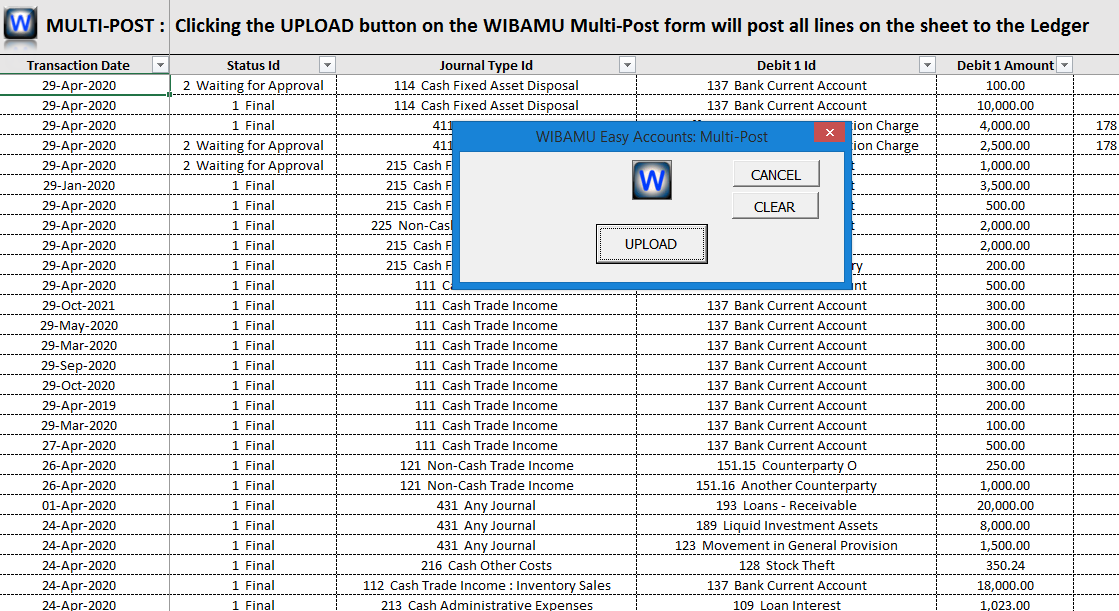 17. WIBAMU - Multi-Post